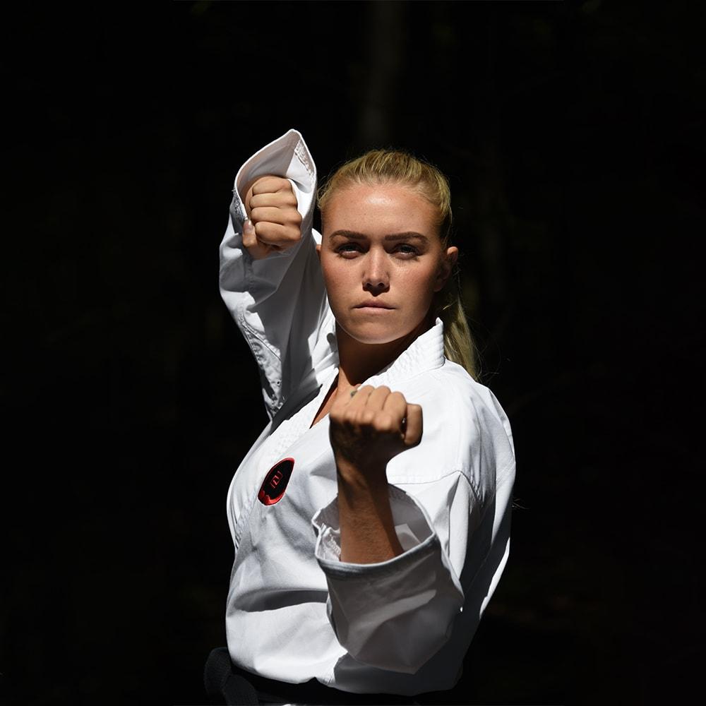 Karate Pige